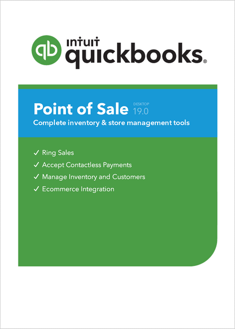 QuickBooks POS19 Basic to Pro Unlock