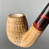 Right profile of pipe