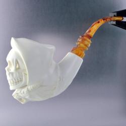 Left profile of pipe
