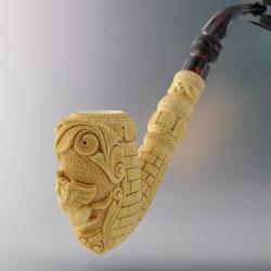 Meerschaum Mesut Pegasus Emblem Signature Pipe M08141