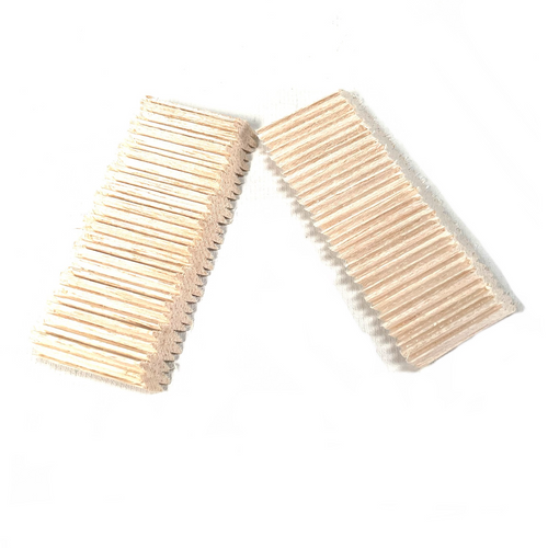 9mm Wooden Pipe Filter 20 Pack