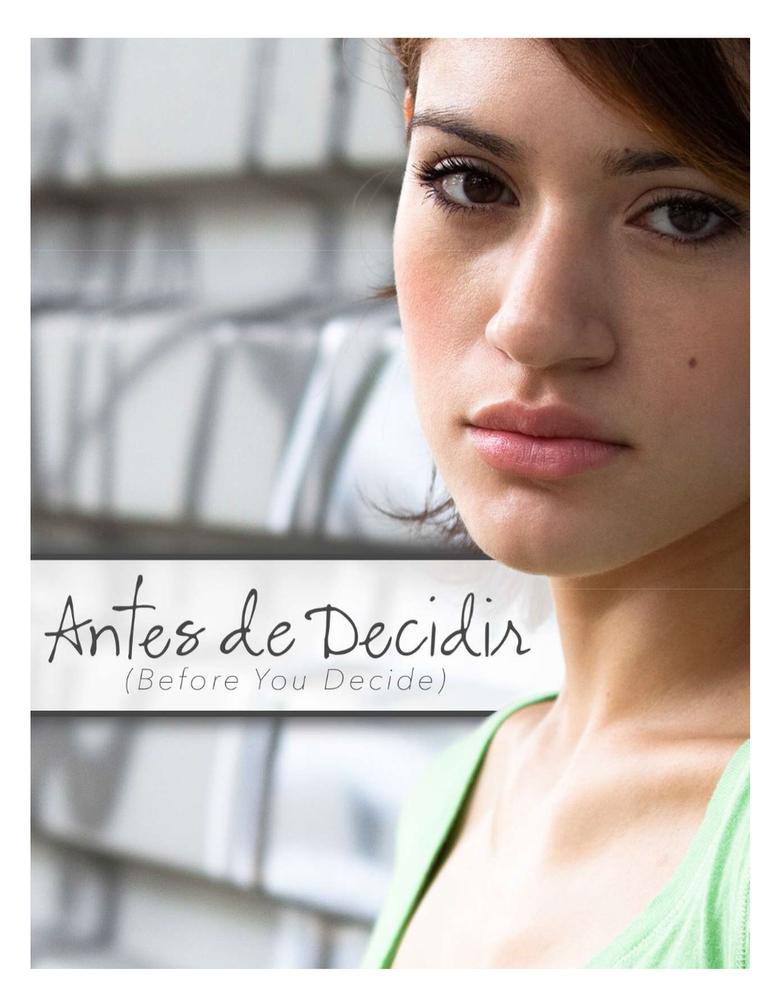 Before you decide brochure Español (Unlimited Downloads)