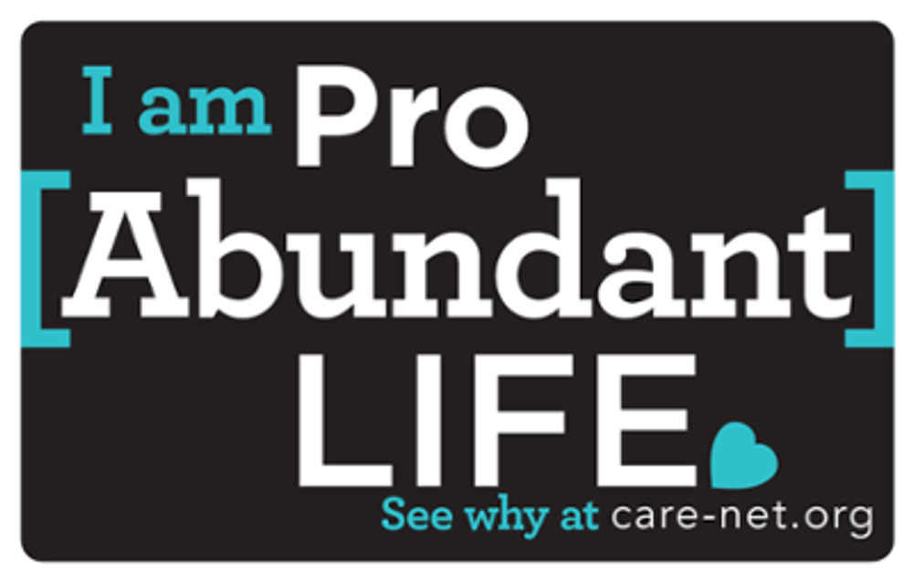 Pro Abundant Life Signs