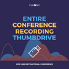 Full 2019 Care Net Conference Thumb Drive MP3 Audio and Keynote Video