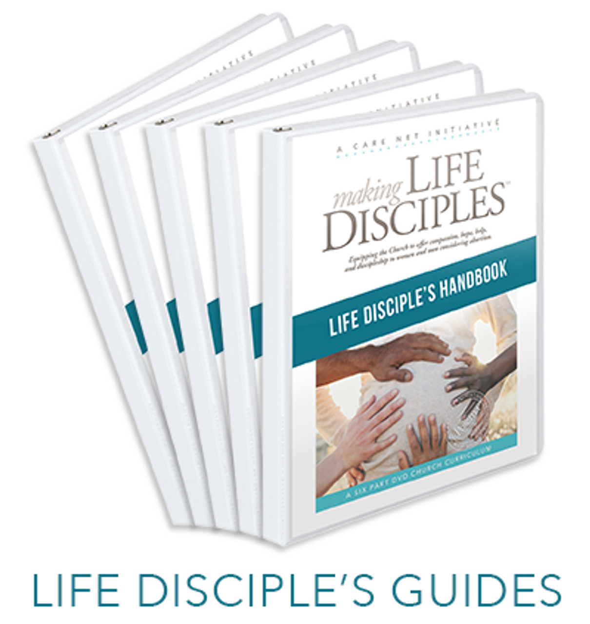 Making Life Disciples Handbook Participant Guides (Bundle of 5)