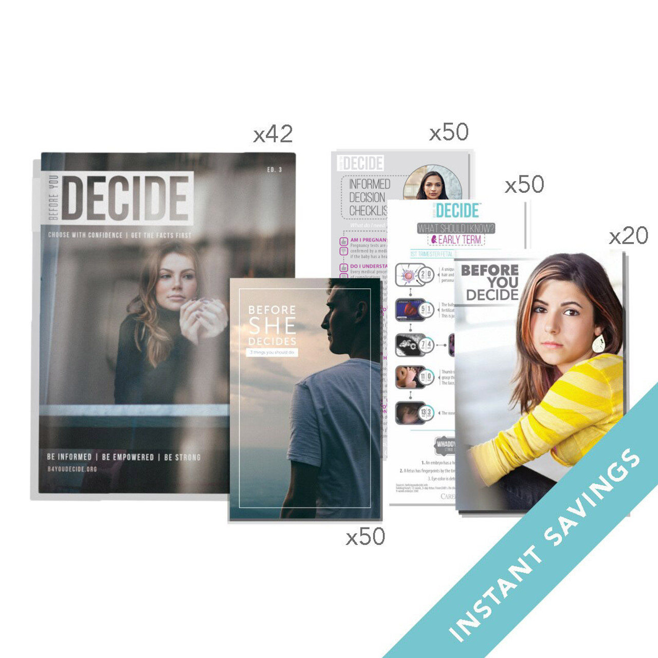 The Complete Before You Decide Bundle