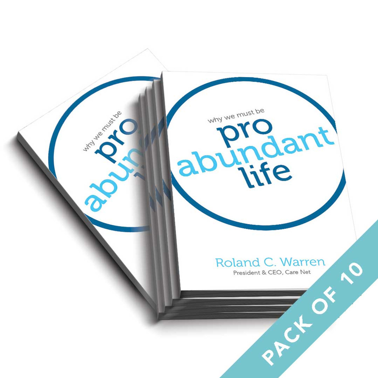 Why We Must Be Pro Abundant Life Book