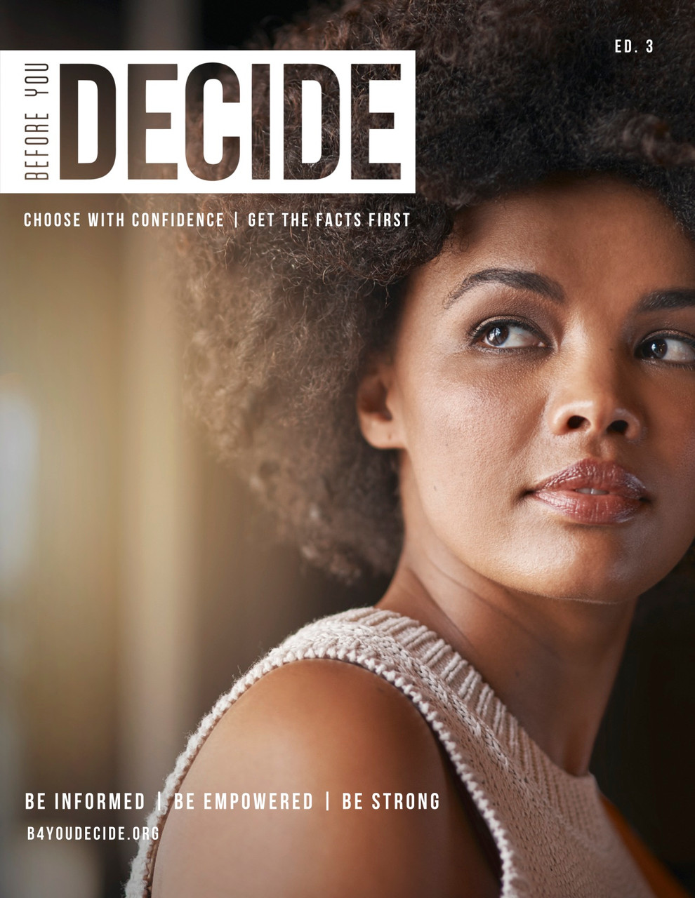 Before you Decide Magazine - Digital - 6-month Subscription
