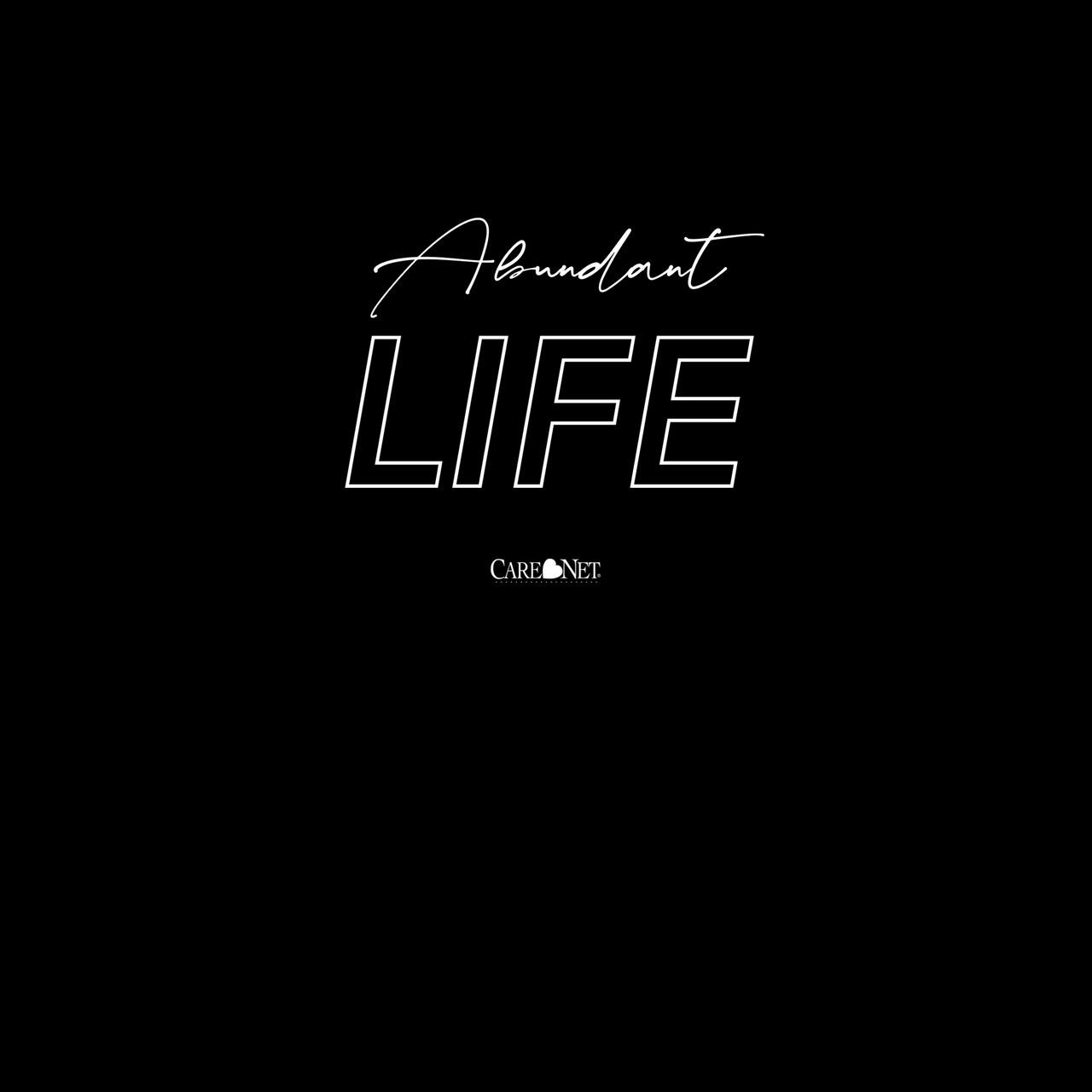 Abundant Life T-Shirt
