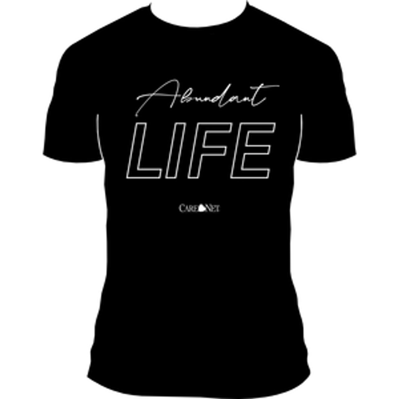 Abundant Life V-Neck T-Shirt