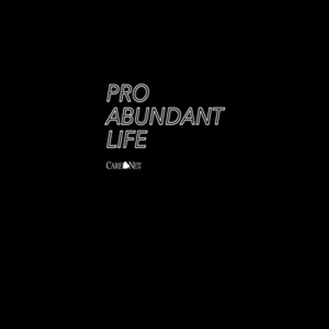 Pro-Abundant Life T-Shirt V-Neck