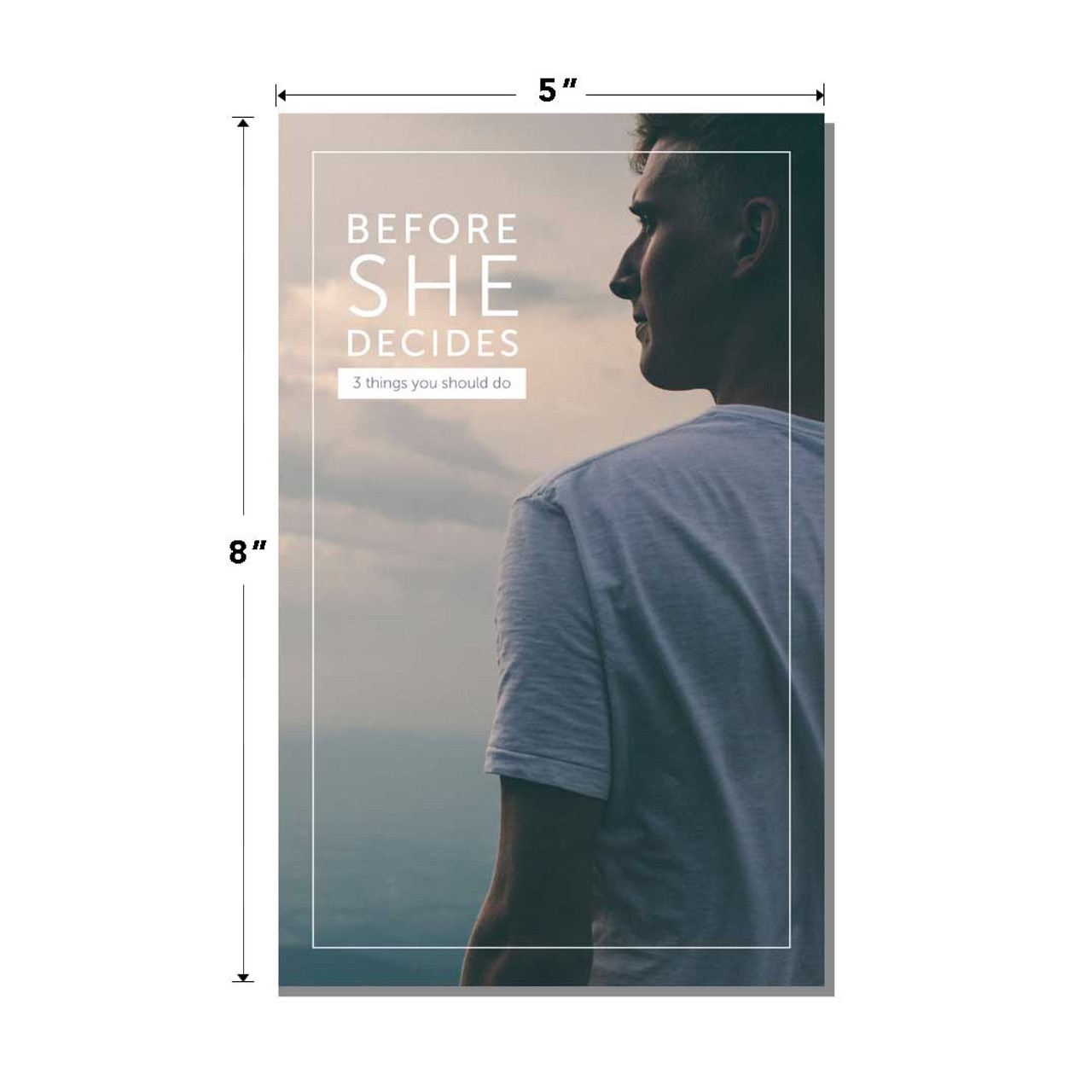 Before She Decides (Pack of 25)