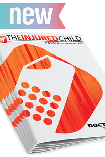 Doctor Dad: Injured Child Father's handbook (pack of 5)