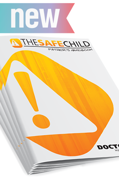 Doctor Dad: Safe child Father's handbook (pack of 5)