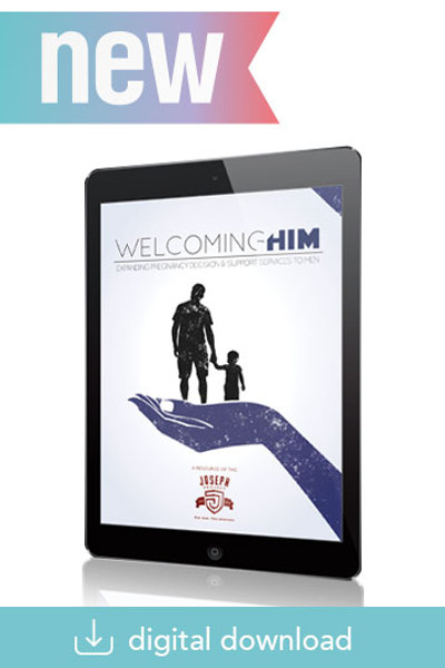 Welcoming Him