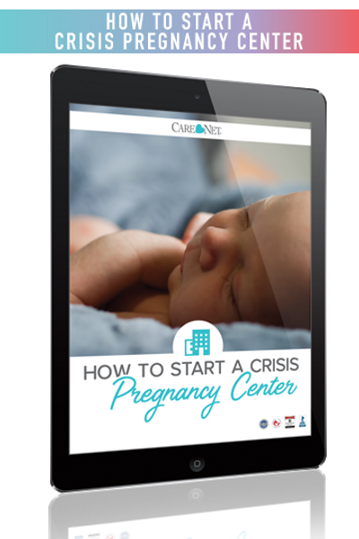 How to Start a Pregnancy Center (Electronic Download)
