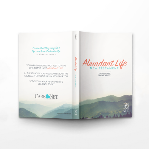NLT Abundant Life Bible New Testament (Pack of 10)