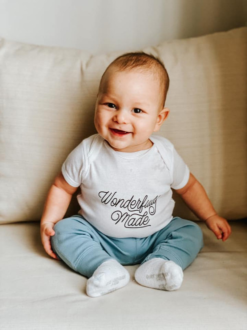 Wonderfully Made Onesies (Pack of 10)