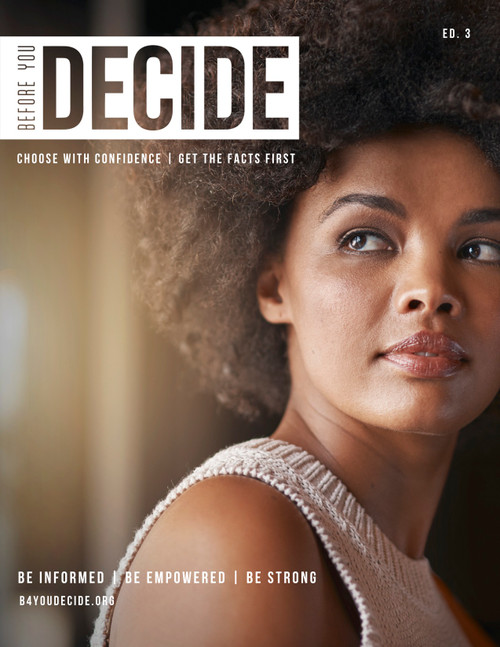 Before You Decide Magazine - Digital - 1 Year Subscription