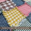 Oatmeal Buffalo Homespun Cotton Fabric