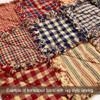 American Heritage Ragged Homespun Quilt Kit