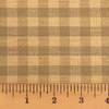 Cabot Brown 5 Plaid Homespun Cotton Fabric