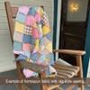 Nautical Blue 3 Homespun Cotton Fabric