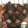 Autumn Falling Leaves Quilt Throw or Tablecloth Pattern - Forever Free! - Digital