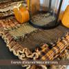 Rag Strip Table Runner Pattern - Forever Free! - Digital