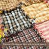 Canyon Brown 4 Homespun Cotton Fabric