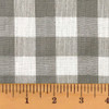 Magnolia Gray Buffalo Homespun Cotton Fabric