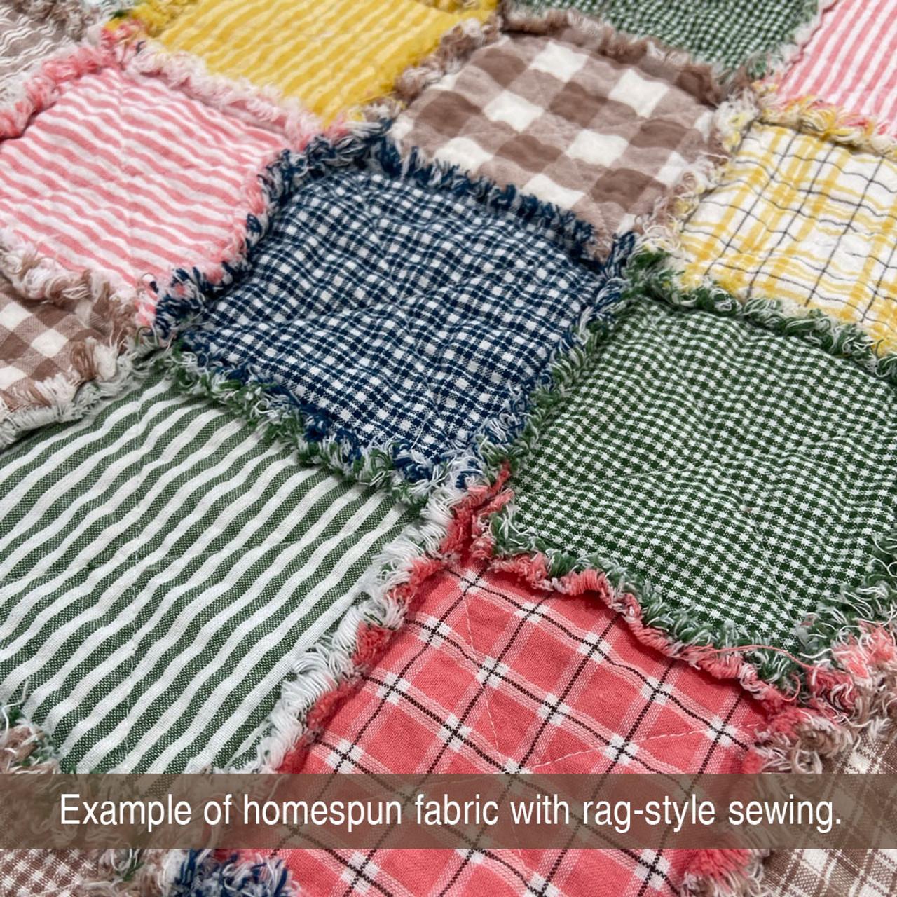 Petal Pink 6 Homespun Cotton Fabric