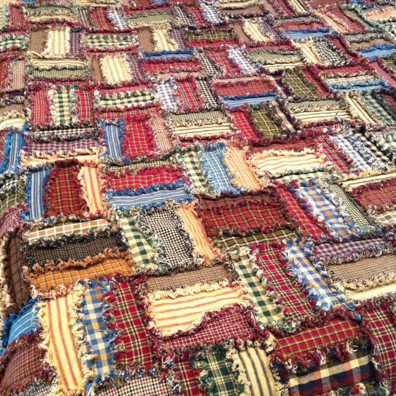 Cedar Creek Bed Size Coverlet Pattern - DIGITAL