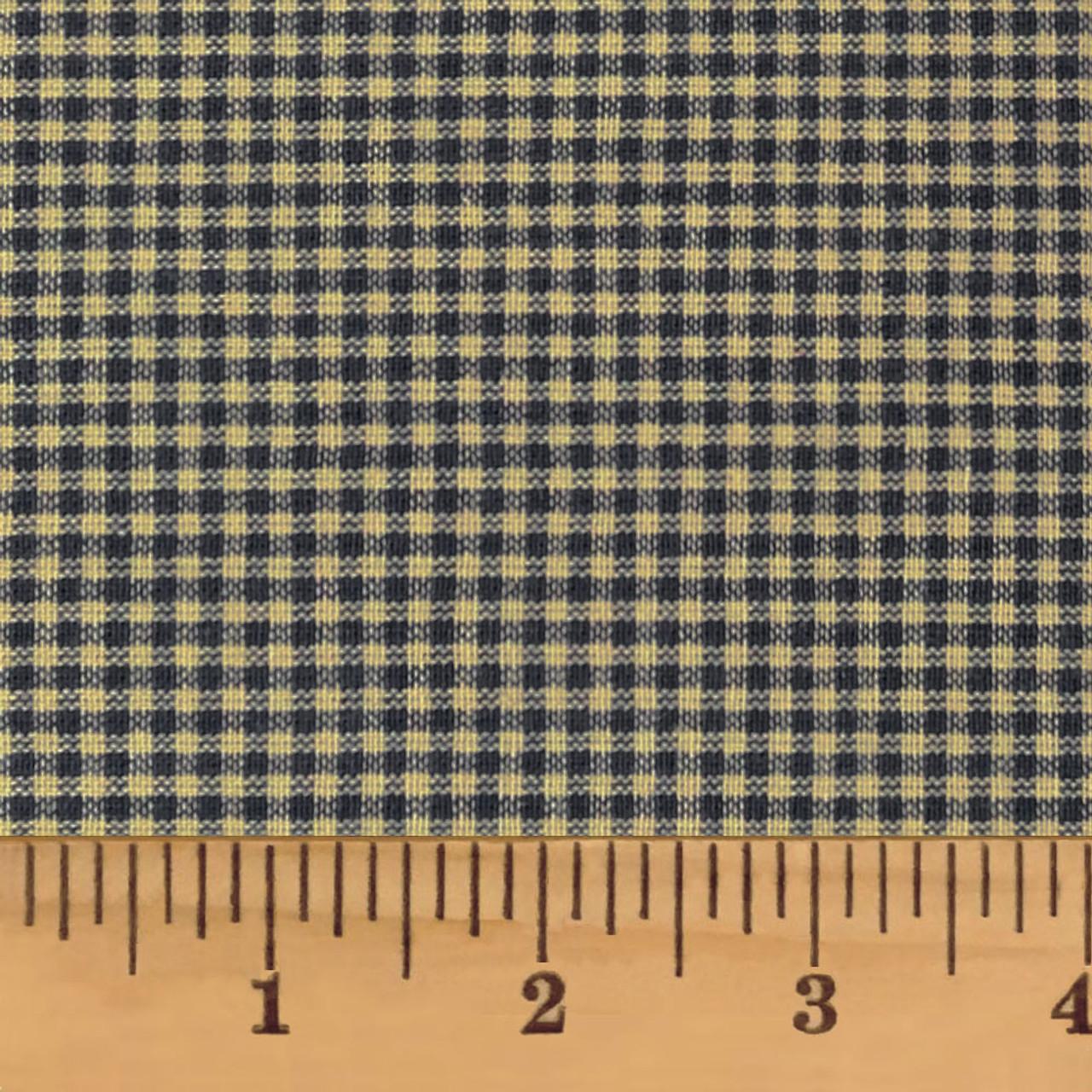 Heritage Navy Blue 2 Homespun Cotton Fabric