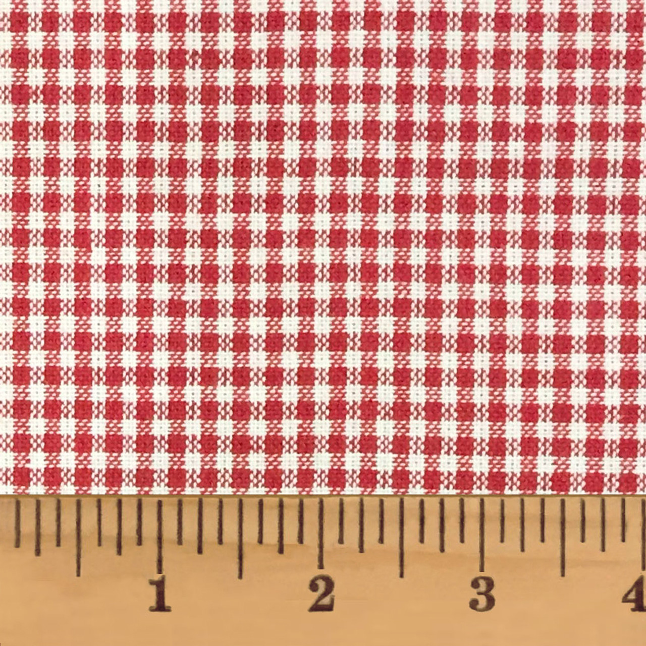 Cherry Red 2 Homespun Cotton Fabric
