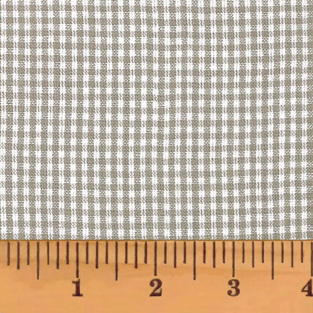Magnolia Gray 2 Homespun Cotton Fabric