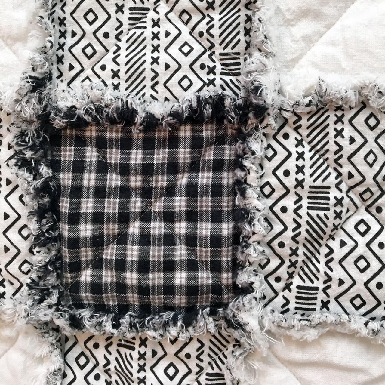 Gala Gingham Quilt Pattern - Digital