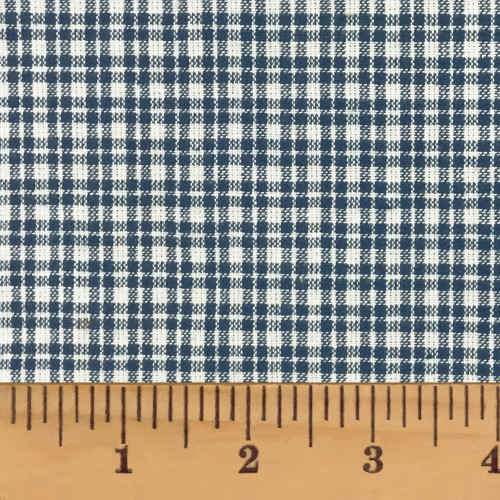Nautical Blue 3 Homespun Cotton Fabric