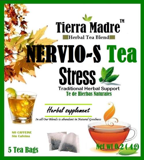 NERVIO-S - STRESS TEA