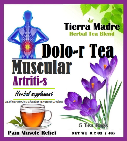 ARTRITI-S DOLOR MUSCULAR - MUSCLE PAIN RELIEF
