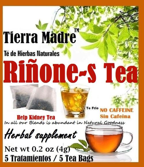 RINONE-S TEA - KIDNEY RELIEF TEA