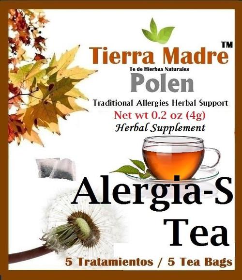 ALERGIA-S TEA - ALLERGY RELIEF TEA