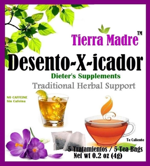 DETO-X TEA - HERBAL TEA