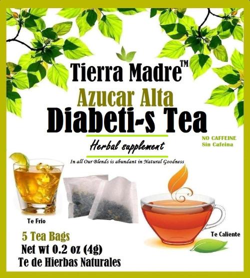 DIABETI-S TEA  HERBAL TEA