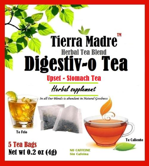 DIGESTIV-O HERBAL TEA