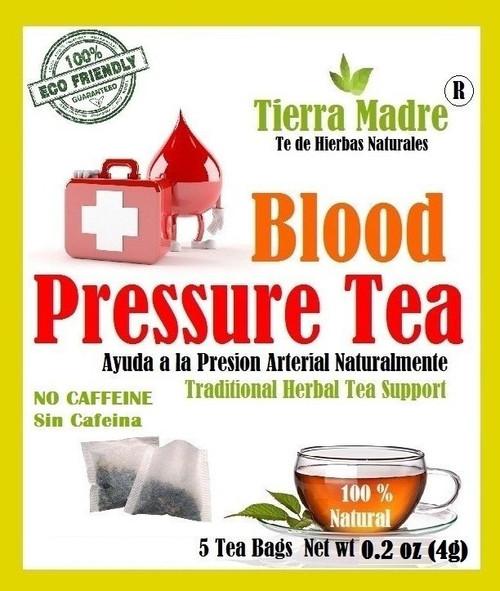 BLOOD PRESURE HERBAL TEA