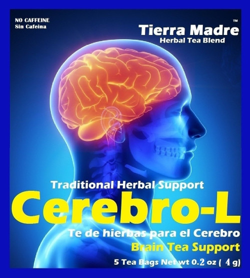 CEREBRO-L HERBAL TEA