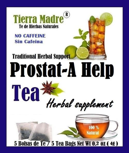 PROSTAT-A HERBAL TEA
