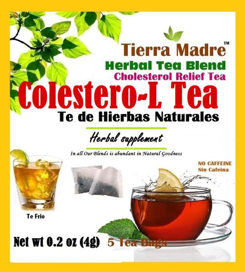 COLESTERO-L  TEA
