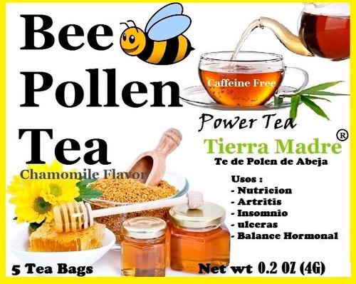 BEE POLLEN TEA